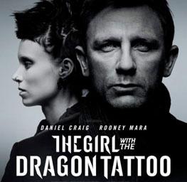 《龙纹身的女孩》8分钟超长预告片
