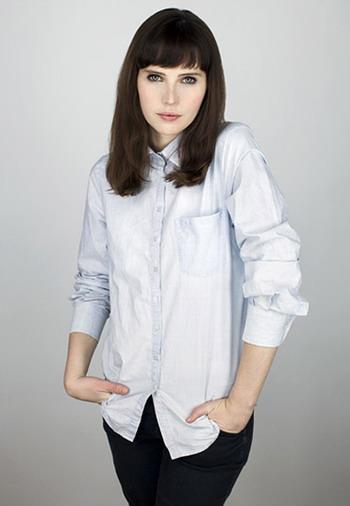 菲丽西提·琼斯将饰演狄更斯情妇