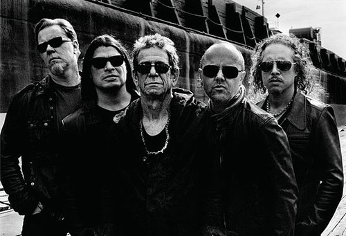 达伦·阿罗诺夫斯基掌镜MV:Metallica与Lou Reed混搭合作