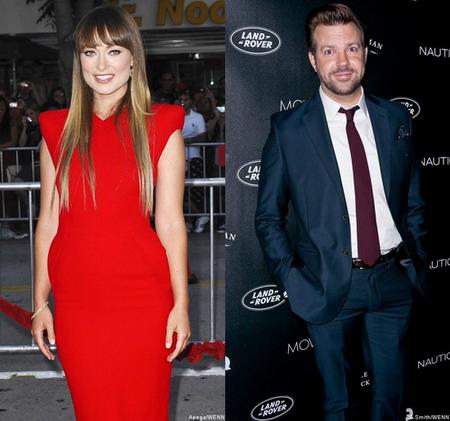 Olivia Wilde与《SNL》男星Jason Sudeikis公开交往