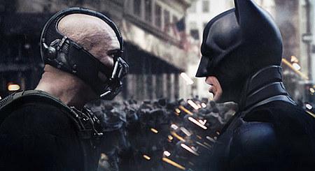 《黑暗骑士崛起》六分钟序幕在好莱坞全球首映