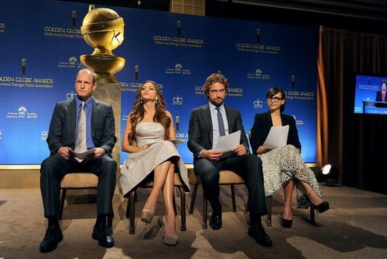 第69届金球奖提名公布,《艺术家》独揽六项提名(完整名单)