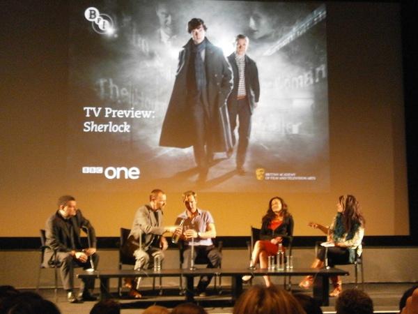 《神探夏洛克》第2季 BFI试映会以及最新预告片