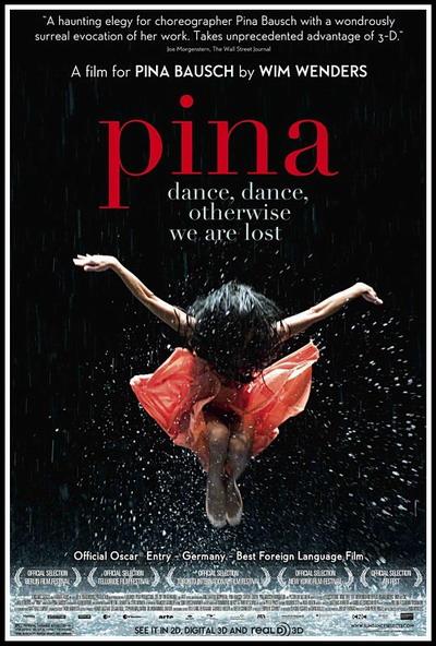 《皮娜》(Pina)中文字幕版 在线视频