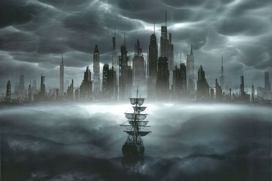 初窥:沃卓斯基《云图》概念艺术和裴斗娜剧照