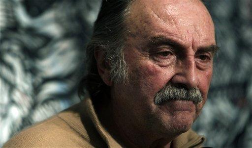 墨西哥演员小佩德罗·阿门达雷兹周一纽约去世