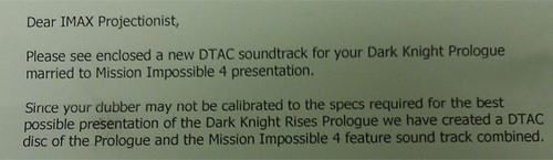 《蝙蝠侠3》开场音轨重制 贝恩声音不再含糊