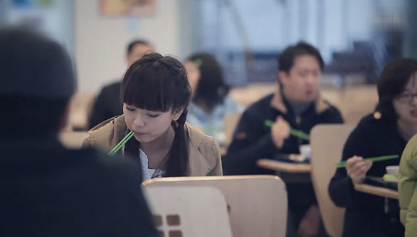 《女生日记》北京大学艺术学院5周年院庆宣传片