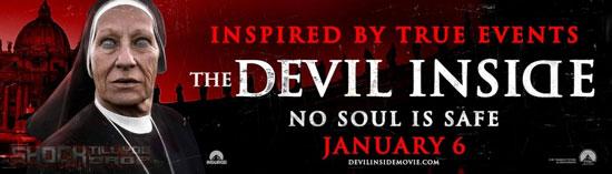 北美周五票房:R级恐怖片《心中的恶魔》力压四大热门片