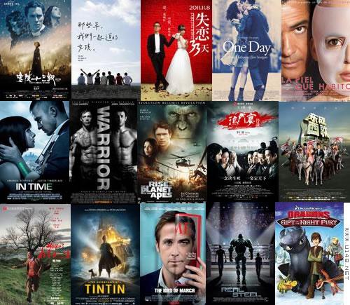 《第10放映室》恭贺2012——2011年电影回顾