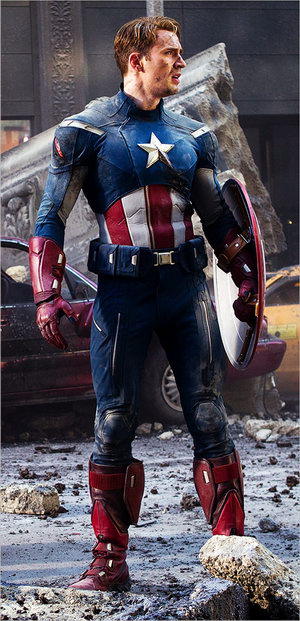 """《复仇者联盟》将从""""美国队长""""的角度叙述"""
