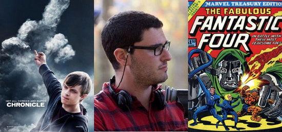 福克斯重拍《神奇四侠》,相中《超能力纪事》导演