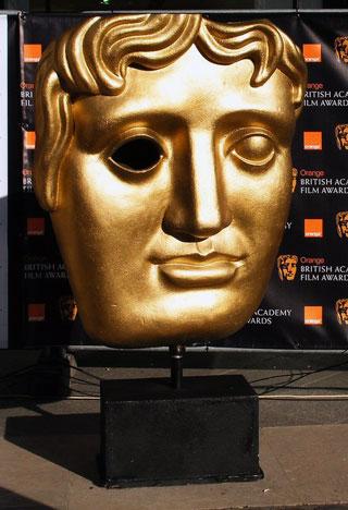 """""""英国奥斯卡""""之称的英国影视艺术学院(BAFTA)奖今天揭晓获奖名单"""