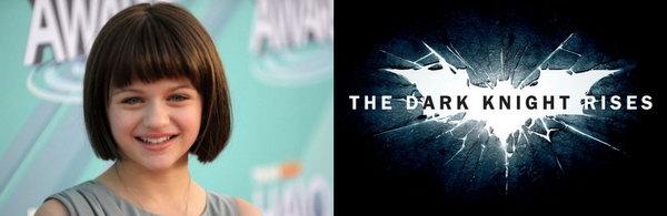 剧透:12岁小姑娘乔伊·金在《黑暗骑士崛起》中角色的身份