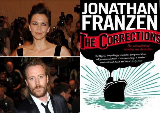 玛吉·吉伦哈尔携手瑞斯·伊凡斯 加盟HBO新剧《The Corrections》