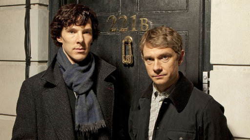 BBC《神探夏洛克》第三季不可能在今年上映