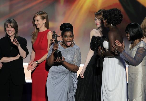 第18届演员工会奖(Screen Actors Guild Awards)获奖名单