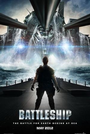 """《战舰》超级碗宣传片 外星""""风火轮""""入侵地球"""