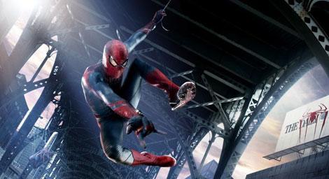 索尼新版《超凡蜘蛛侠》(The Amazing Spider-Man)新款预告片发布!