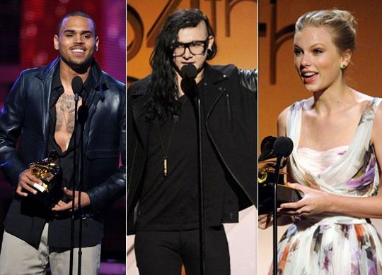 2012第54届Grammy格莱美奖全场完整视频以及获奖名单