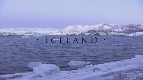 冰与火之歌:权力的游戏 第2季制作特辑 冰岛