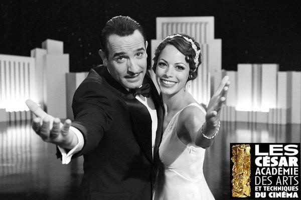 第37届法国凯撒奖揭晓 《艺术家》成最大赢家