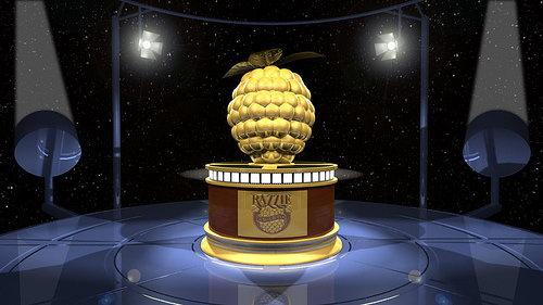 """第32届最差电影""""金酸莓""""奖(The 32nd Annual RAZZIE® Awards)提名名单"""