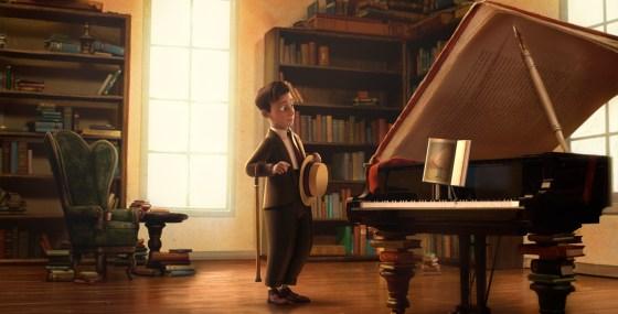 奥斯卡最佳动画短片《莫里斯·莱斯莫先生的神奇飞书》在线视频[V]