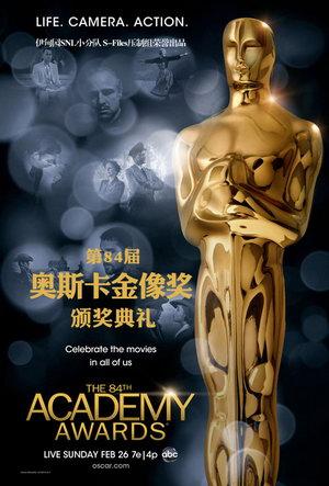 第84届奥斯卡颁奖典礼-The.84th.Academy.Awards 中文字幕下载