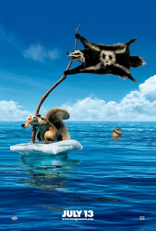 《冰河世纪4:大陆漂移》首度曝光高清预告片 附多国语言版本