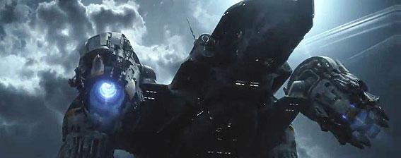 《普罗米修斯》新款预告片21秒片花