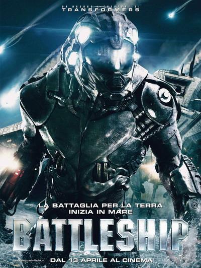 《战舰》(Battleship) 终极版预告片 外星人现身