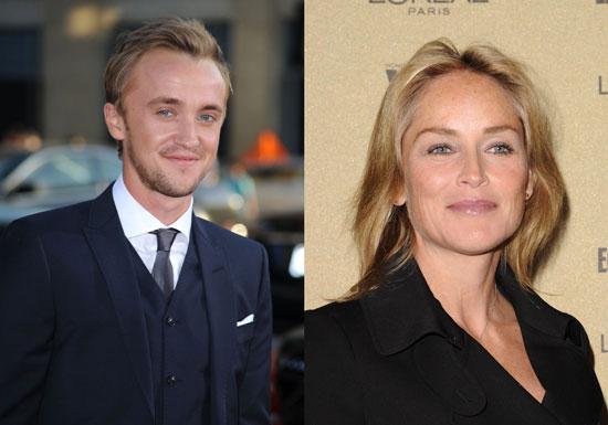汤姆·费尔顿将和莎朗·斯通主演情色惊悚电影《爱慕》