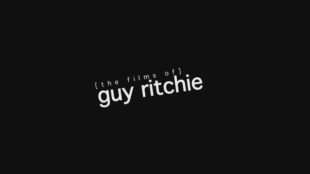 [the films of]导演混剪系列:Guy Ritchie 盖·里奇