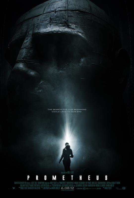 《普罗米修斯》(Prometheus)IMAX 引子预告片