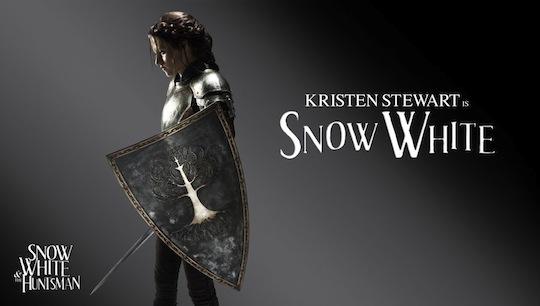 《白雪公主与猎人》(Snow White and the Huntsman)发布5分钟片花、新款预告片