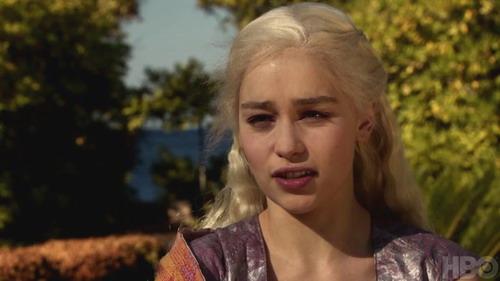 《权力的游戏》第二季 主演介绍角色 Daenerys Targaryen