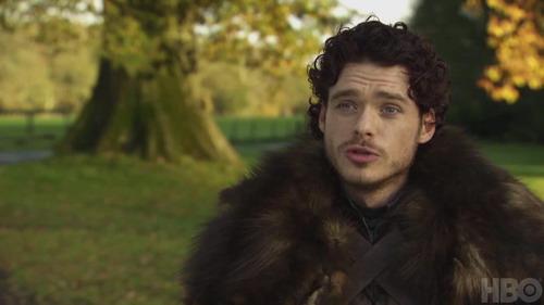 《权力的游戏》第二季 主演介绍角色 Robb Stark