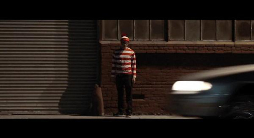 《寻找威利》(Where's Waldo)大电影预告片[v]