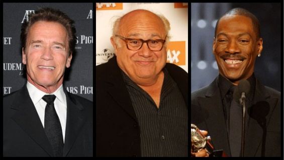 施瓦辛格再拍《龙兄鼠弟》,艾迪·墨菲有望加盟