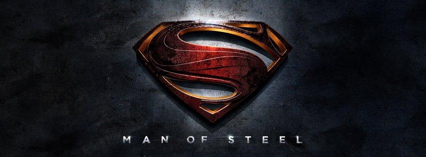 《超人:钢铁之躯》(Man of Steel)logo