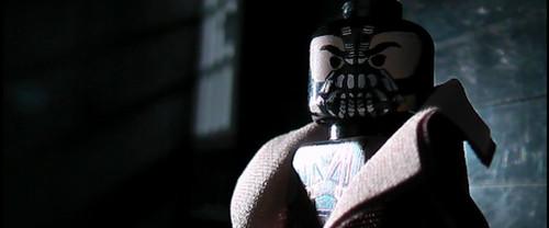 万能的乐高:饭制《黑暗骑士崛起》预告片