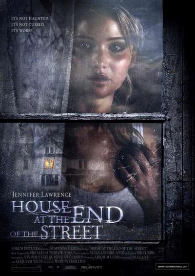 詹妮弗·劳伦斯恐怖新片《街尾之宅》(House at the End of the Street)首曝预告