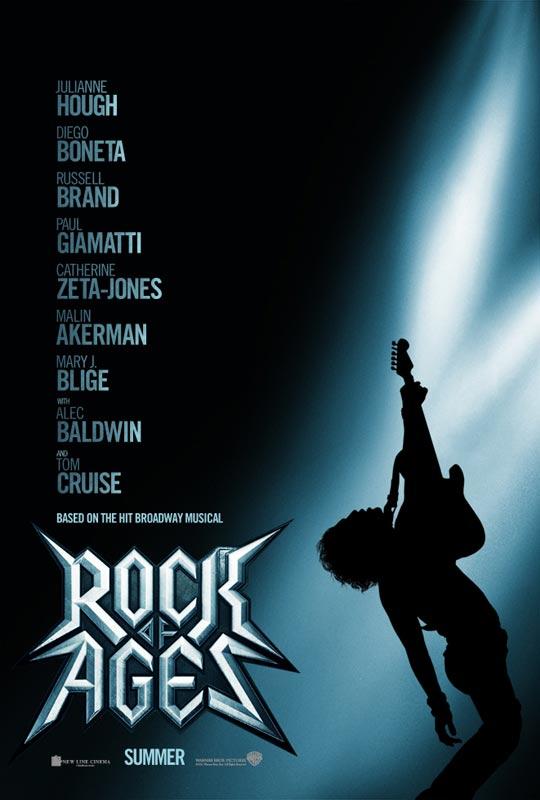 《摇滚年代》(Rock of Ages)超长短片花絮 众主创谈影片看点[3V]