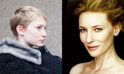 米雅·瓦斯科斯卡、凯特·布兰切特将拍导演处女作《转变》