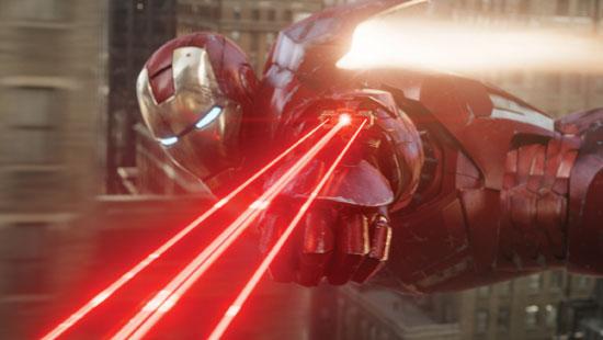 漫威《钢铁侠3》将成为中美合拍片