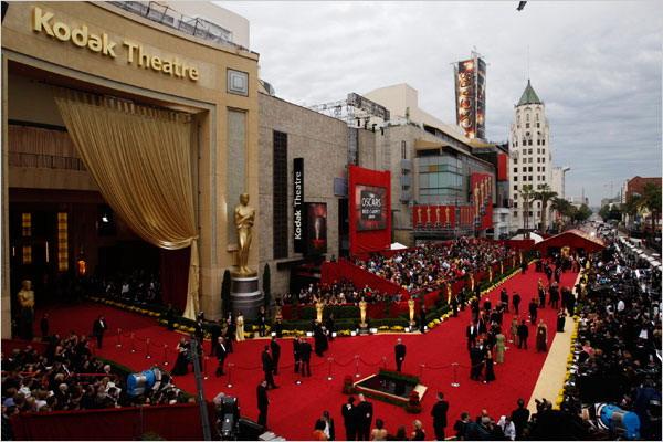 柯达剧院正式改名杜比剧院,奥斯卡举办地20年不变
