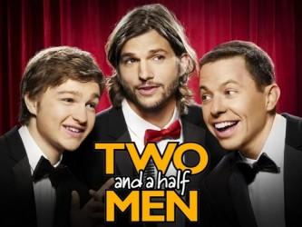 《好汉两个半 Two and a Half Men》三位主演续签