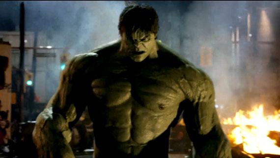 漫威将打造新版《绿巨人》 预计2015年开拍
