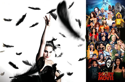《惊声尖笑5》主要恶搞《黑天鹅》,安娜·法瑞斯将缺席